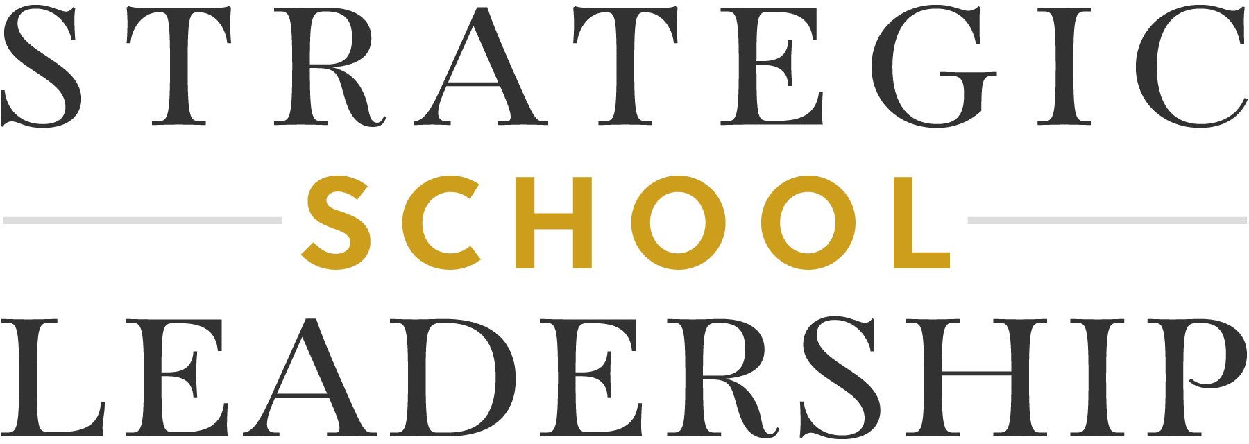 Strategic School Leadership